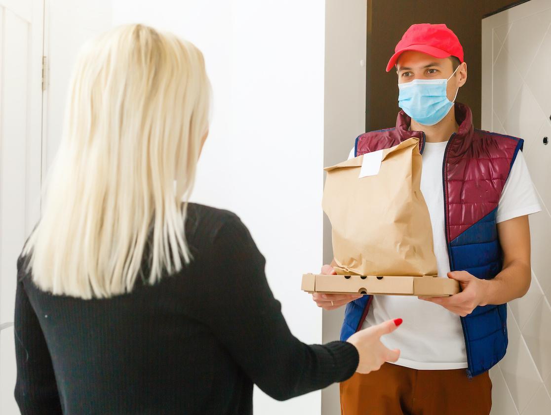 Lancement du nouveau service de livraison de repas